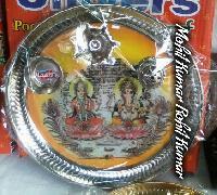 Colour Puja Plate