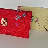 Asian Orient Wedding Invitation Cards