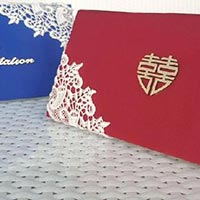 Royal Touch Wedding Invitation Cards