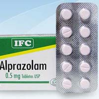 alprazolam 0.5 mg tablet what is it used for