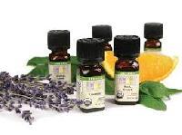 Pure Organic Essential Oils