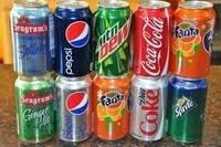 Coca Cola Soft Drink -vanilla Flavor