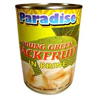 Paradise Green Jackfruit