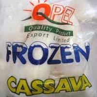 QPEL Frozen Cassava