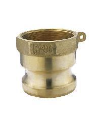 Brass Camlock Coupling Type A