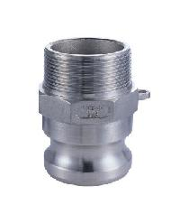 Stainless Steel Camlock Coupling Type F