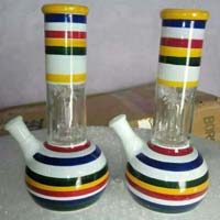 8 Inch Percolator Water Smoking Pipes