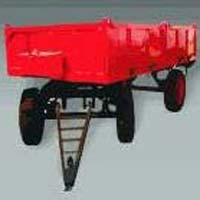 Four Wheel Tractor Trolley