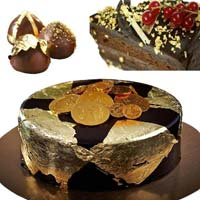 Edible Gold Leaf for Bakery