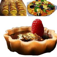Edible Gold Leaf for Cuisines