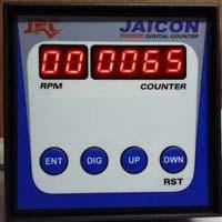 RPM Counter Meter