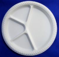Disposable Corn Starch Plates