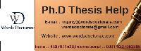 Doctorate Writing Services