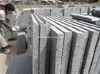 Yixian Black Granite Slabs