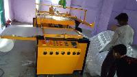 Semi Automatic Thermocol Plate Dona Making Machine