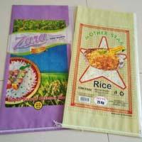 Multi-color Printed Bopp Laminated Pp Woven Bags
