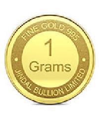 1g Gold Coin