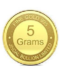 5g Gold Coin