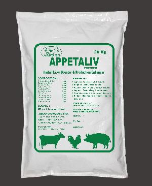 Appetaliv (liver Tonic & Powder)