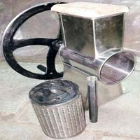 Laddu Crusher Machine