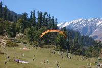Paragliding Tour Package
