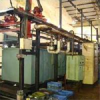 Automatic Hard Chrome Plating Plant