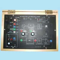 Ask Modulation And Demodulation Trainer Kit