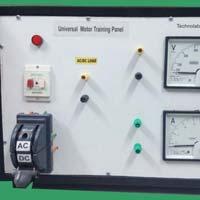 Universal Motor Training Panel