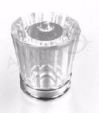 AWC-00027 CLEAR SILVER W-DIAMOND (BI-C-27)