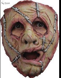 Serial Killer Face Mask