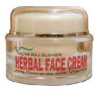 Herbal Cosmetic Creams