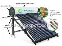 Freshko solar water heat system 100 liters