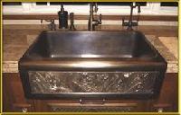 Bronze Sinks