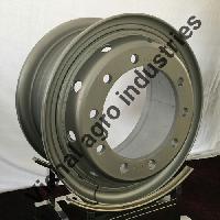 Tube Steel Wheel Rim Disc Plates