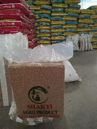 sortex color wheat