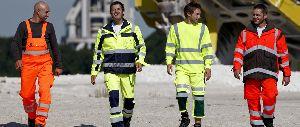 Construction Labour Uniform