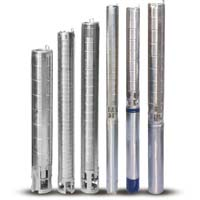 Stainless Steel V4 Borewell Submersible Pumps
