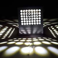 Decoradda Honeycomb White 1w Led Wall Ceiling Light