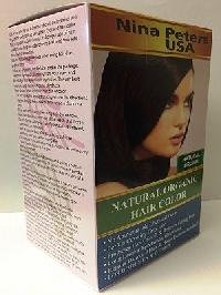 Natural Organic brown color Hair