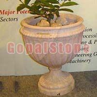 Sandstone Flower Pots