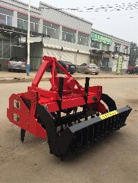Factory supply good quality tractor monuted light driven harrow