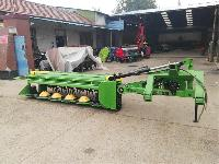 New type mower with rack flattening grass for sale