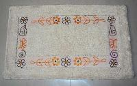 Embroidered Floor Mat