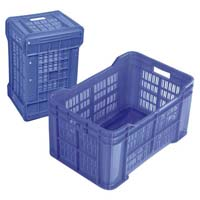 Plastic Fruits & Vegetables Crate