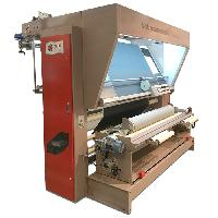 Inspection Machine for Woven Fabric