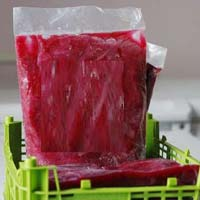 Frozen Black Plum Pulp