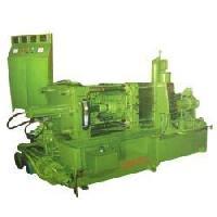 cold chamber pressure die casting machine