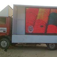Led Video Van , Mobile Van  Provider On Rental...