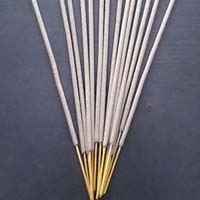 white incense & raw agarbatti