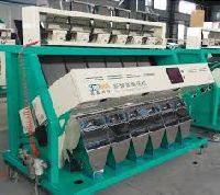 Grain color sorter machine